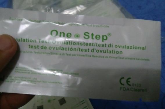 Pruebas De Ovulacion En Tiras