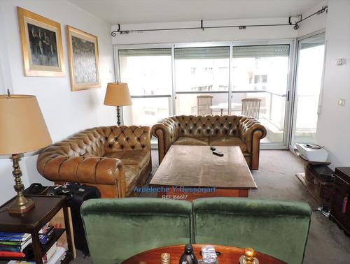 Imagen 1 de 16 de Proximo Rambla Equipado!!  2 Dormitorios+ 2 Suites Y Gge!!!