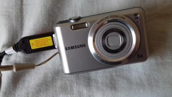 Câmera Digital Samsung 5x 10.2 Mega Pixels