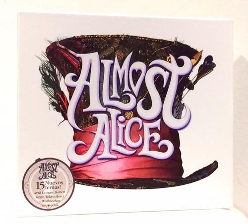 Imagen 1 de 2 de Cd Disney Almost Alice (avril Lavigne) Nuevo