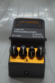 Pedal Groovin Distortion Sd-250