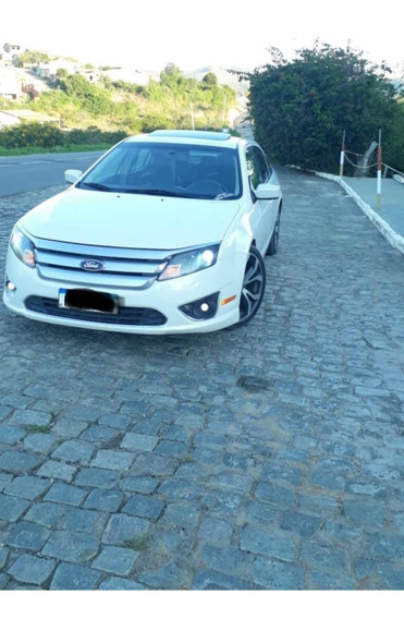 Ford Fusion 2.5 Sel Aut. 4p 2011