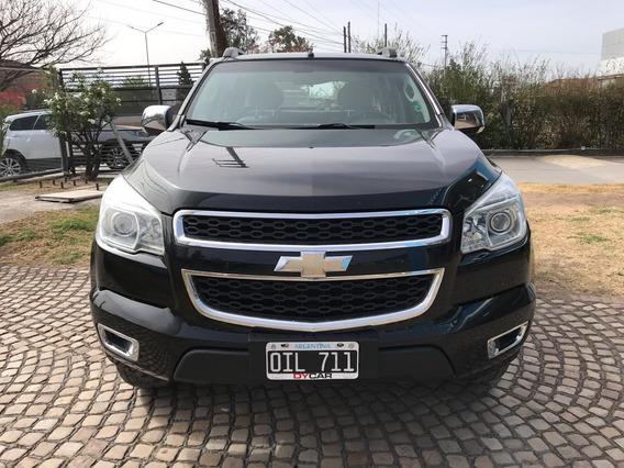Chevrolet S10 Cd 2.8 Td 4x4 Ltz At 2014