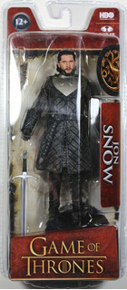 Mcfarlane - Funko Pop - Game Of Thrones - Jon Snow - Stark