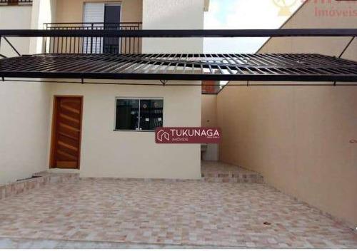 Sobrado Com 3 Dormitórios À Venda, 120 M² Por R$ 479.800,00 - Vila Santana - São Paulo/sp - So0624
