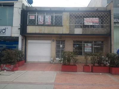 Casa Arriendo/venta Galerias 118-1797