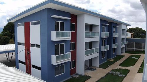 Imagen 1 de 10 de Apartamentos Nuevos En San Joaquín De Flores Desde $104,500