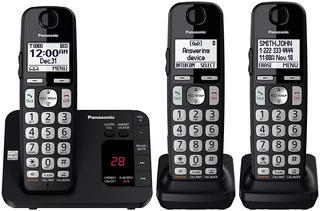 Panasonic Kx-tge433b Inalámbrico Con Contestadora
