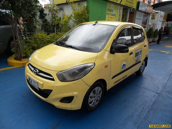 Taxis Hyundai I10 Gl