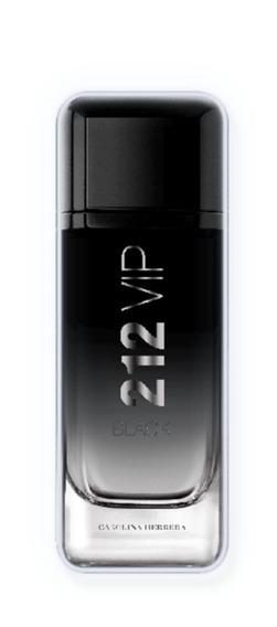 Carolina Herrera 212 Vip Black Eau De Parfum Masculino 200ml