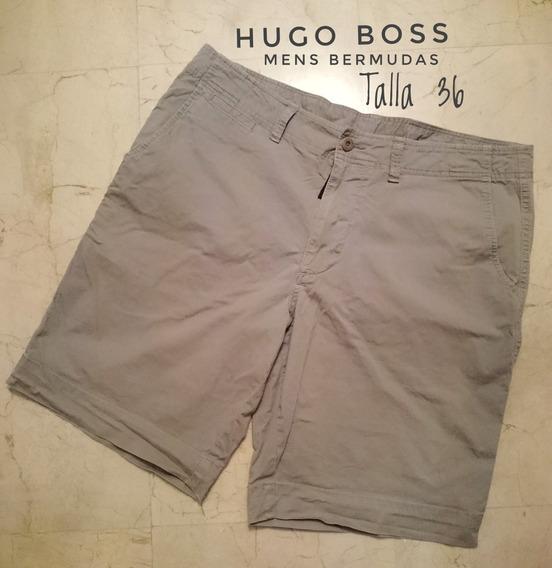 Bermudas Para Hombre Hugo Boss Original Venta De Garage