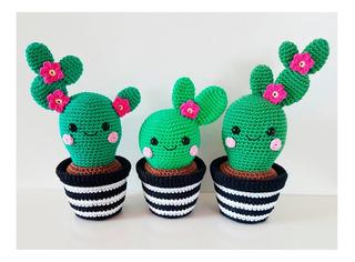 Cactus Crochet - $ 500,00 en Mercado Libre | 236x320