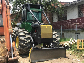 Mhs- Tractor Forwarder Con Winche-timberjack 610-año1997