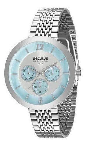 Relógio Seculus Feminino 20541l0svns2