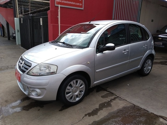 Citroen C3 Exclusive 1.4 2011/2011 Prata