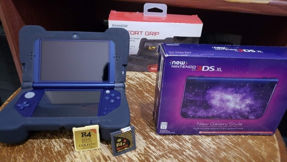 New Nintendo 3ds Xl Galaxy Desbloqueado