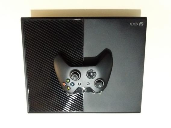 Xbox One 500 Gb + 1 Controle + 6 Jogos