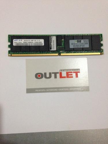 Imagem 1 de 3 de Memoria Samsung (1x 8gb) 8gb Ddr2 Server Ecc Fb Pc2 - 5300p