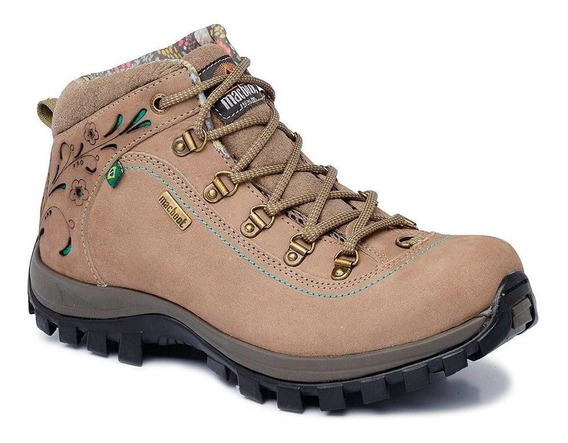 Bota Adventure Cano Alto Macboot Alecrim 04 Taupe