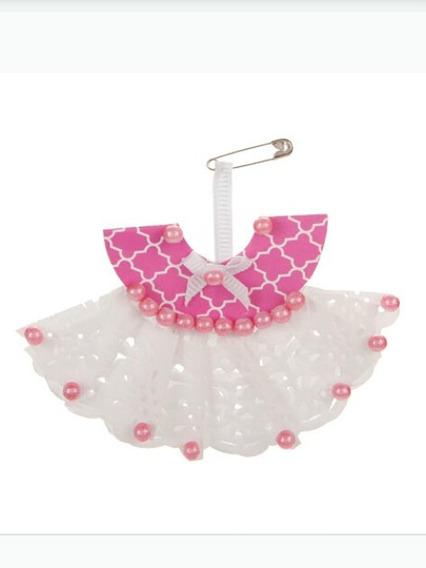 Distintivo Baby Shower,vestidito,decoracion Baby Shower