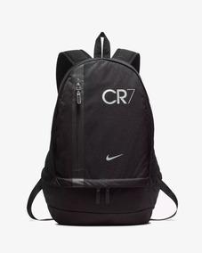 Mochila Nike Cristiano Ronaldo Cr7 Cheyenne Preta