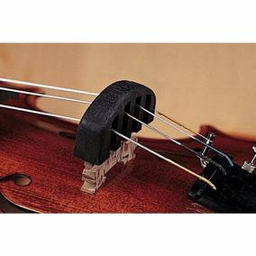 Surdina Abafador De Estudo Para Violino Borracha