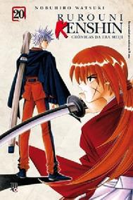 Mangás Rurouni Kenshin Samurai X - Vários Volumes Cada Jbc