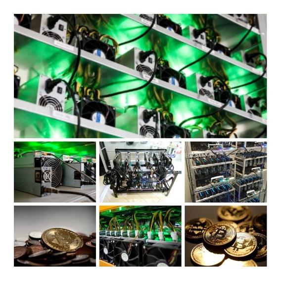 Hosting, Alojamiento Minería Btc/eth Antminer S9/s17/ L3 Etc