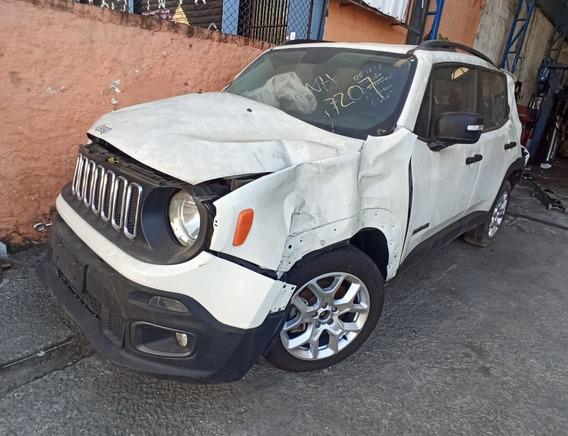 Sucata Peças Jeep Renegade 1.8 Flex 2018 (consulte Peças)