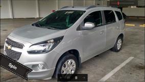 Chevrolet Spin 1.8 Ltz 7l Aut. 5p Quitada 7 Lug. Bc Couro