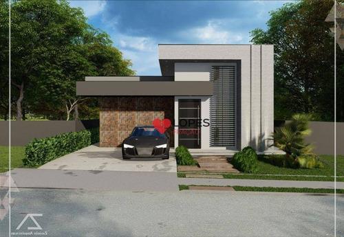 Maravilhosa Casa Em Condomínio Fechado - Atibaia/sp - Ca0451