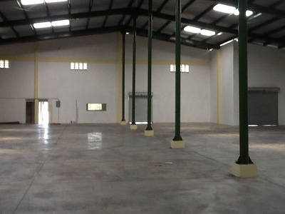 Alquilonave Industrial 1140m2 De Const 2400m2 Terr $us5/m2