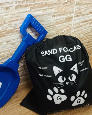 Sand For Cats Gg. (arena Gatos) X Mayor Económica.