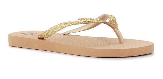 Chinelo Gliter Dourado - R5005445066