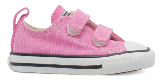 Tênis Converse Chuck Taylor All Star Baby Rosa Original