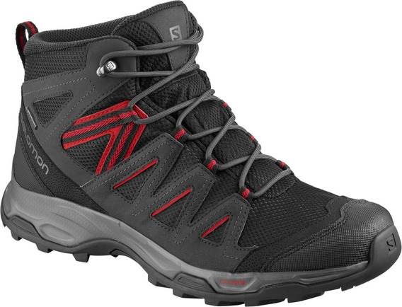 Bota Masculina Salomon - Hillrock Mid Gtx® - Hiking