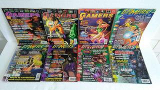 Revistas De Videogame Gamers - Várias Edições