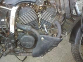 Motocicleta Honda Transalp 1989 Xl600v Japonesa Al 100%