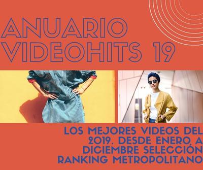 Videohits Anuario 2019 - Los Mejores Videos Del Año!