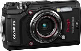 Camera 12mp 4k Olympus Tough Tg 5 Prova Dagua Pronta Entrega