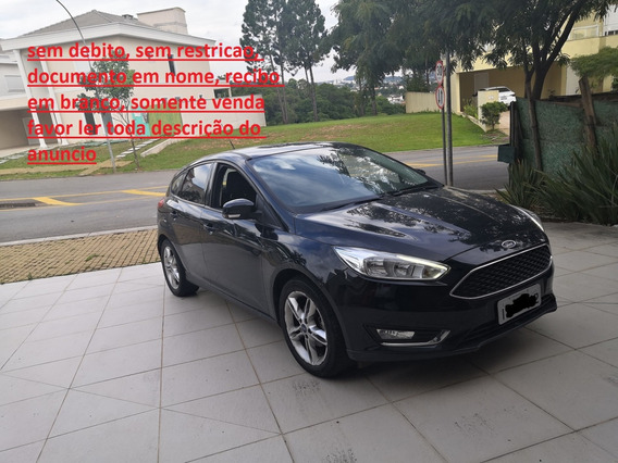 Focus Se 1.6 Manual 2017 (somente Venda)