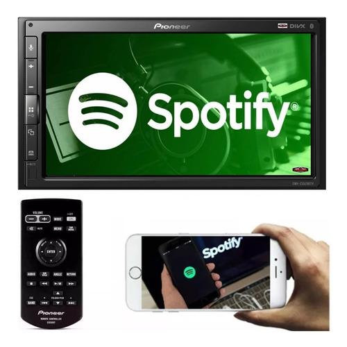 Multimidia Pioneer Android Dmh-z5280tv  Bt Tv Waze Spotify