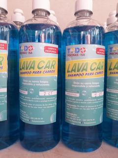 Shampoo Para Carros X 1lt