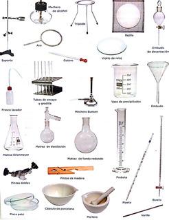 Materiales De Laboratorio (vidrio, Plastico, En General)