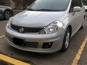 Nissan Tiida 1.8 Emotion At 2011