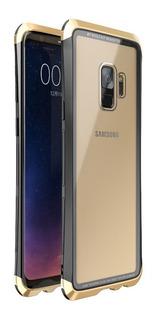 Funda Para Samsung Galaxy S9 Hdx Case De Cristal Templado