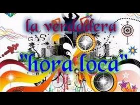 Cd Mix Hora Loca Mp3 Para Eventos Y Fiestas 1 Hora Mezcla