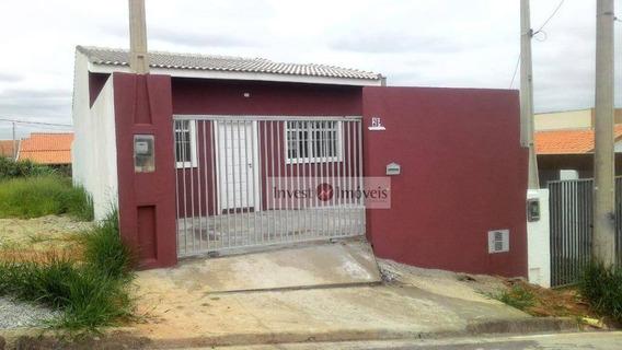 Casa Residencial À Venda, Jardim Santa Júlia, São José Dos Campos. - Ca2002