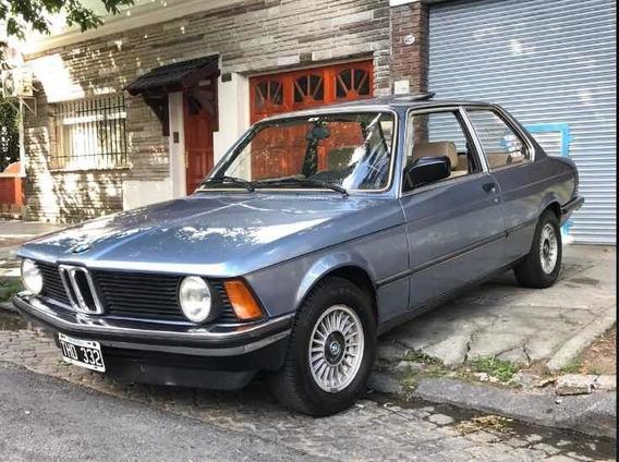 Bmw 316 E21 Año 1981