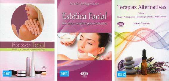 Combo Beleza Total + Estética Facial + Terapias Alternativas